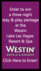 Viva Las Vegas!  Win a free stay & play package!