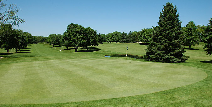 Michigan Golf Course Review Of Dunham Hills Golf Club