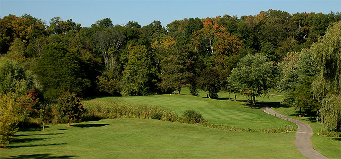 hilltop golf course plymouth michigan golf course information and reviews. Black Bedroom Furniture Sets. Home Design Ideas
