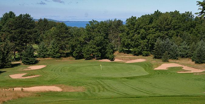15++ Beulah michigan golf courses information