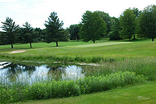 Michigan golf course review of PINES GOLF COURSE - Pictorial ...